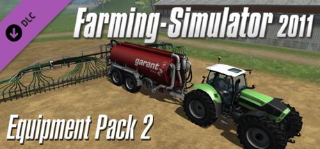 Купить Farming Simulator 2011 - Equipment Pack 2 (DLC)