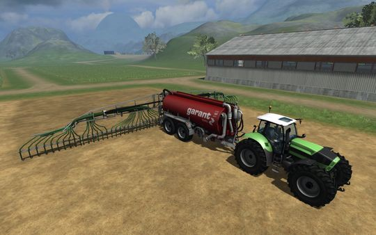 Farming Simulator 2011 - Equipment Pack 2 (DLC)