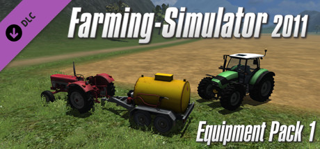 Купить Farming Simulator 2011 - Equipment Pack 1 (DLC)