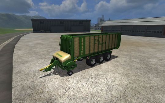 Farming Simulator 2011 - Equipment Pack 1 (DLC)