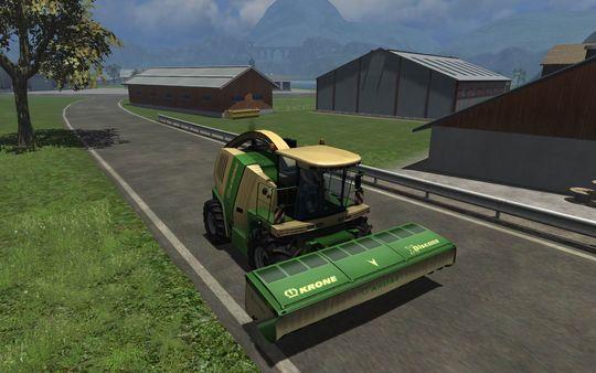 Farming Simulator 2011 Equipment Pack 1 (DLC)