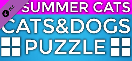 PUZZLE: CATS & DOGS - Puzzle Pack: Summer Cats