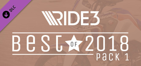 RIDE 3 - Best of 2018 Pack 1