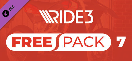 RIDE 3 - Free Pack 7