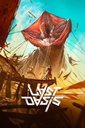 Last Oasis poster image on Steam Backlog