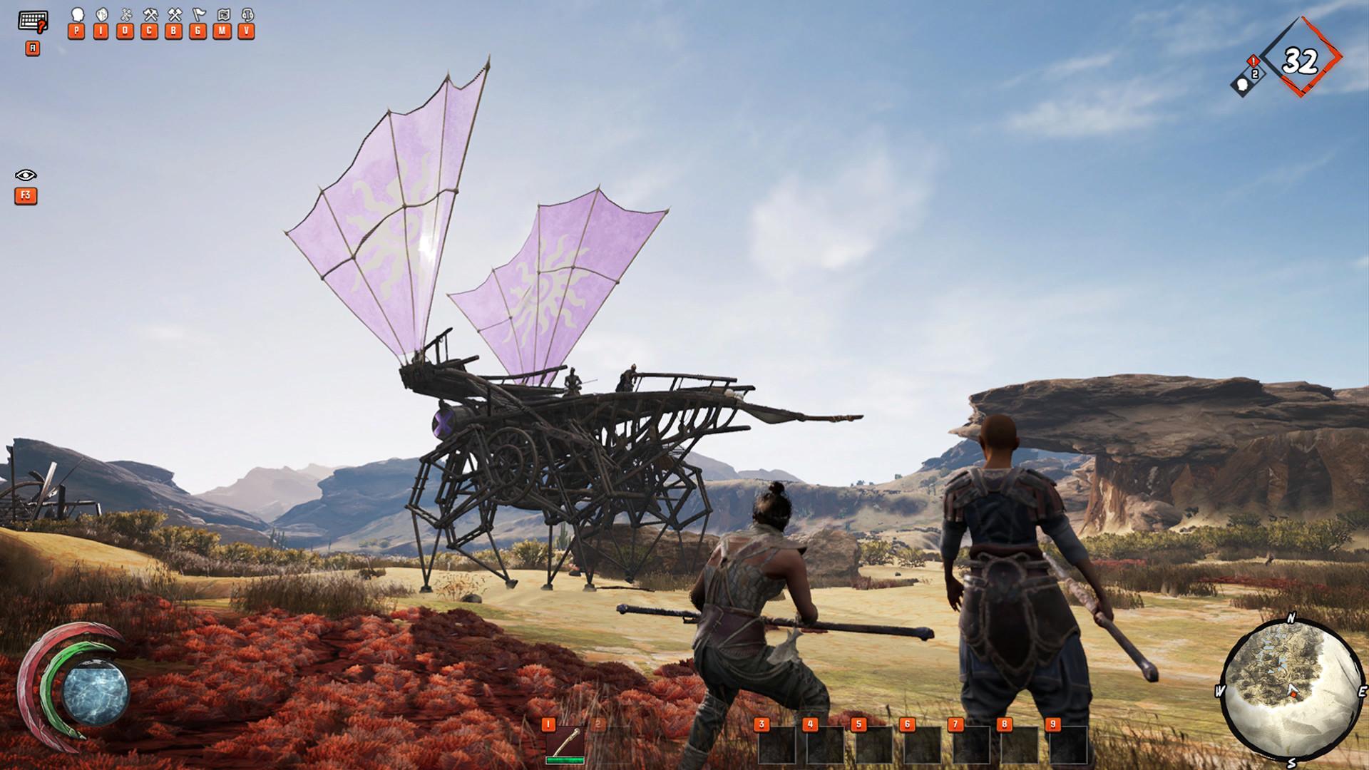 El MMO Last Oasis confirma su llegada a Xbox en 2021 2