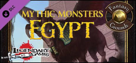 Fantasy Grounds - Mythic Monsters #34: Egypt (PFRPG)