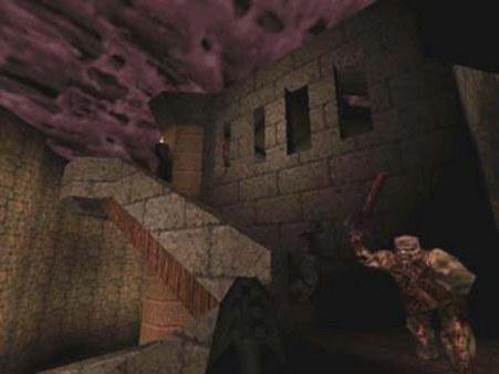 скриншот QUAKE Mission Pack 1: Scourge of Armagon 0