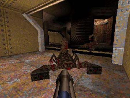 скриншот QUAKE Mission Pack 1: Scourge of Armagon 1