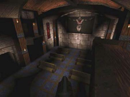 скриншот QUAKE Mission Pack 1: Scourge of Armagon 2