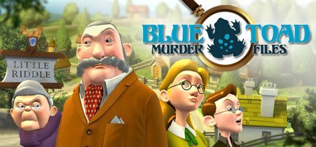 Blue Toad Murder Files: The Mysteries of Little Riddle