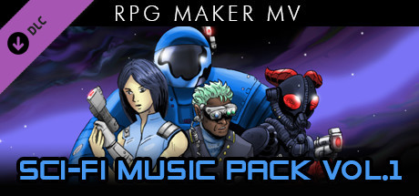 RPG Maker MV - Sci-Fi Music Pack