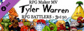 RPG Maker MV - Tyler Warren RPG Battlers - 3rd 50