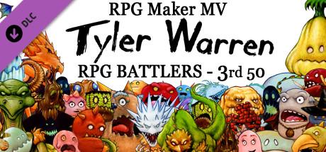 RPG Maker MV - Tyler Warren RPG Battlers - 3rd 50