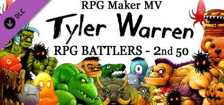 Купить RPG Maker MV - Tyler Warren RPG Battlers - 2nd 50 (DLC)