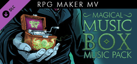 RPG Maker MV - Magical Music Box Music Pack