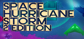 Space Hurricane Storm: 2 Edition cover art