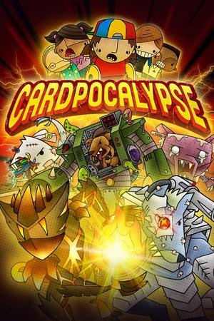 Cardpocalypse poster image on Steam Backlog