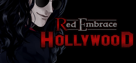 Red Embrace: Hollywood Cover Image