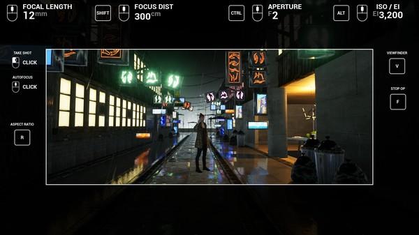 Скриншот из Cine Tracer