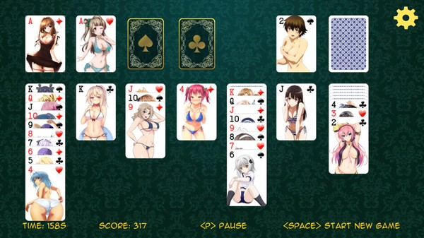 Anime Solitaire