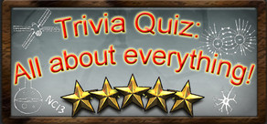 Trivia Quiz: All about everything! cover art