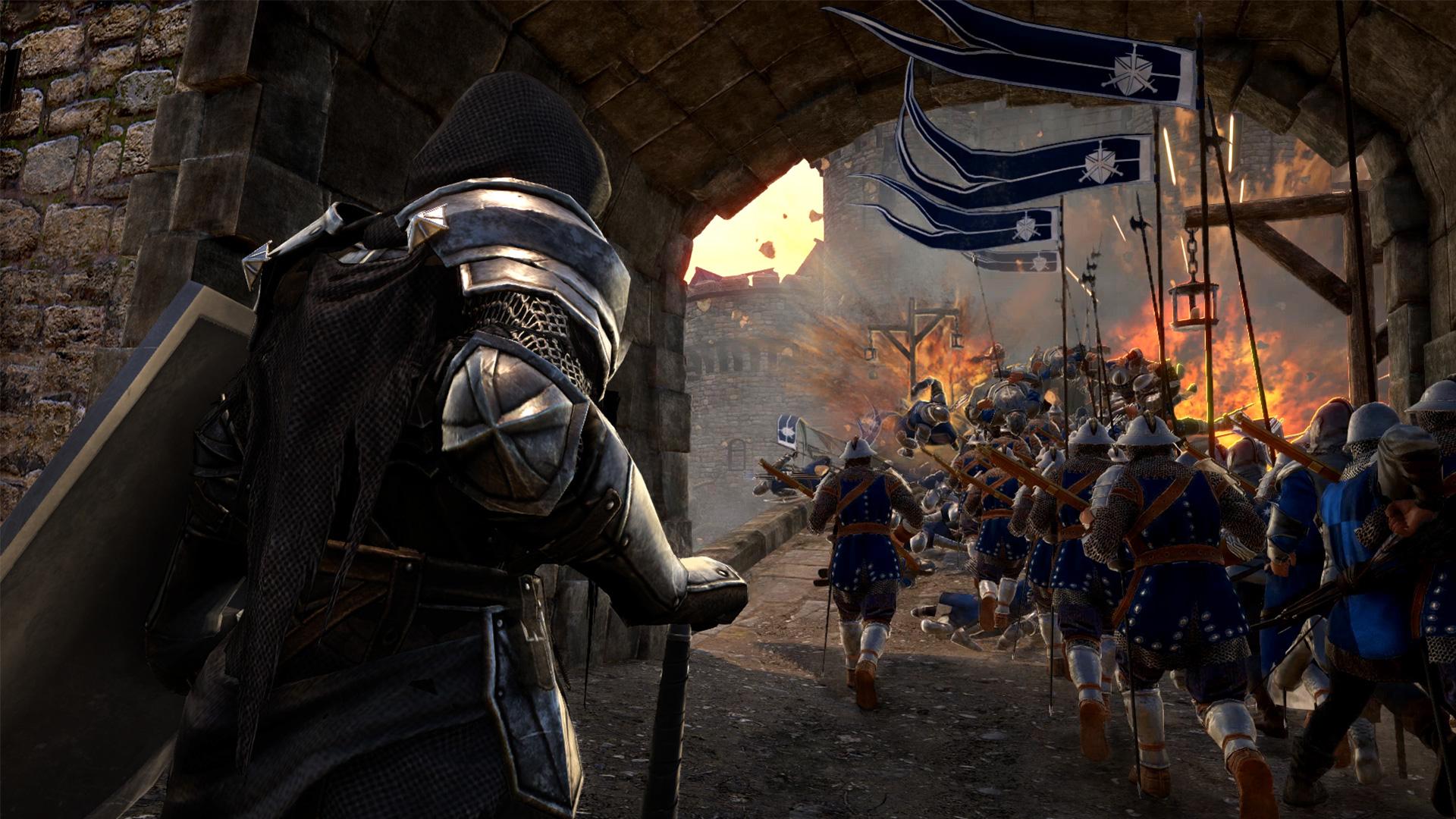 Conqueror's Blade on Steam
