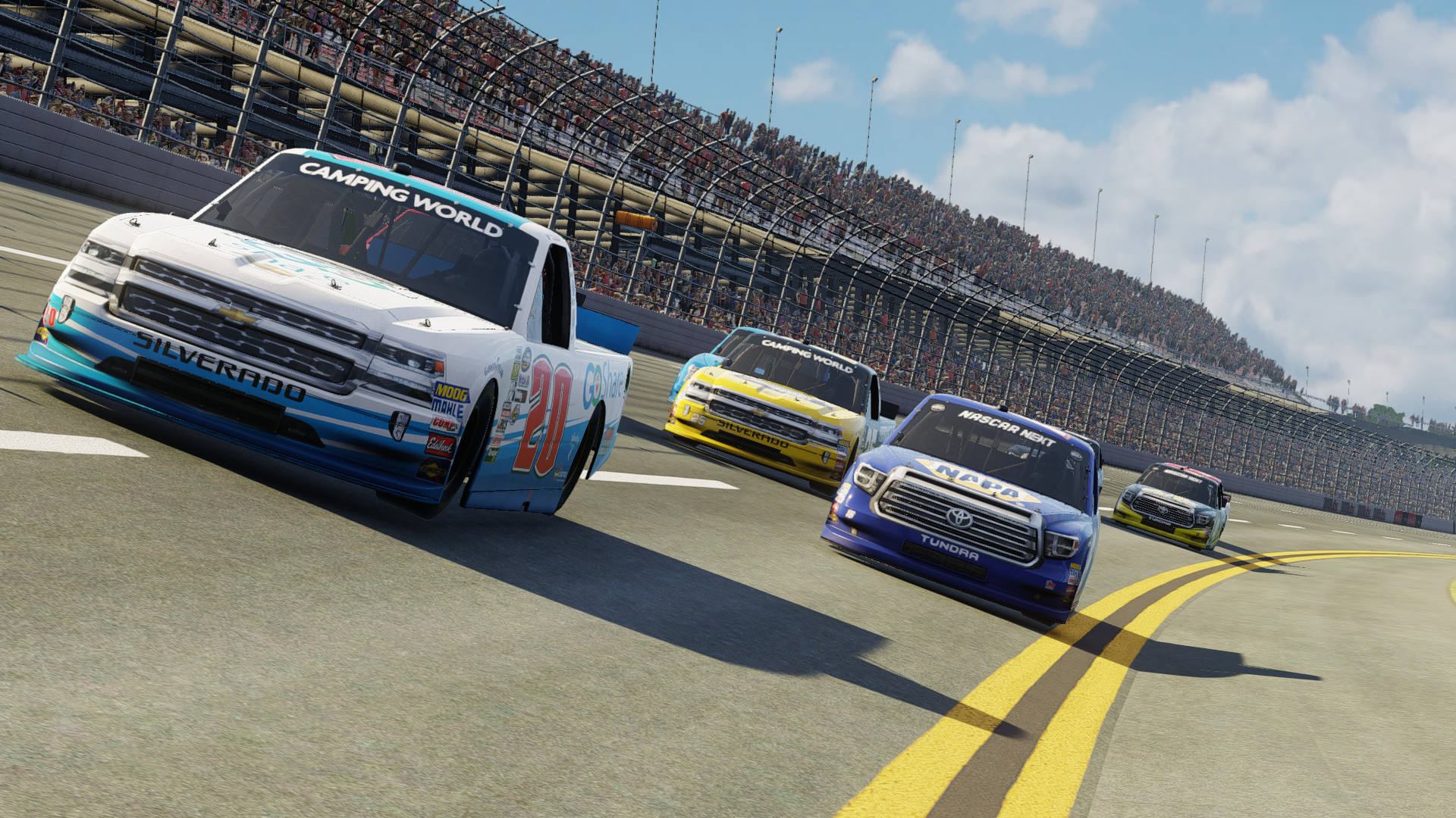 nascar mod apk free download