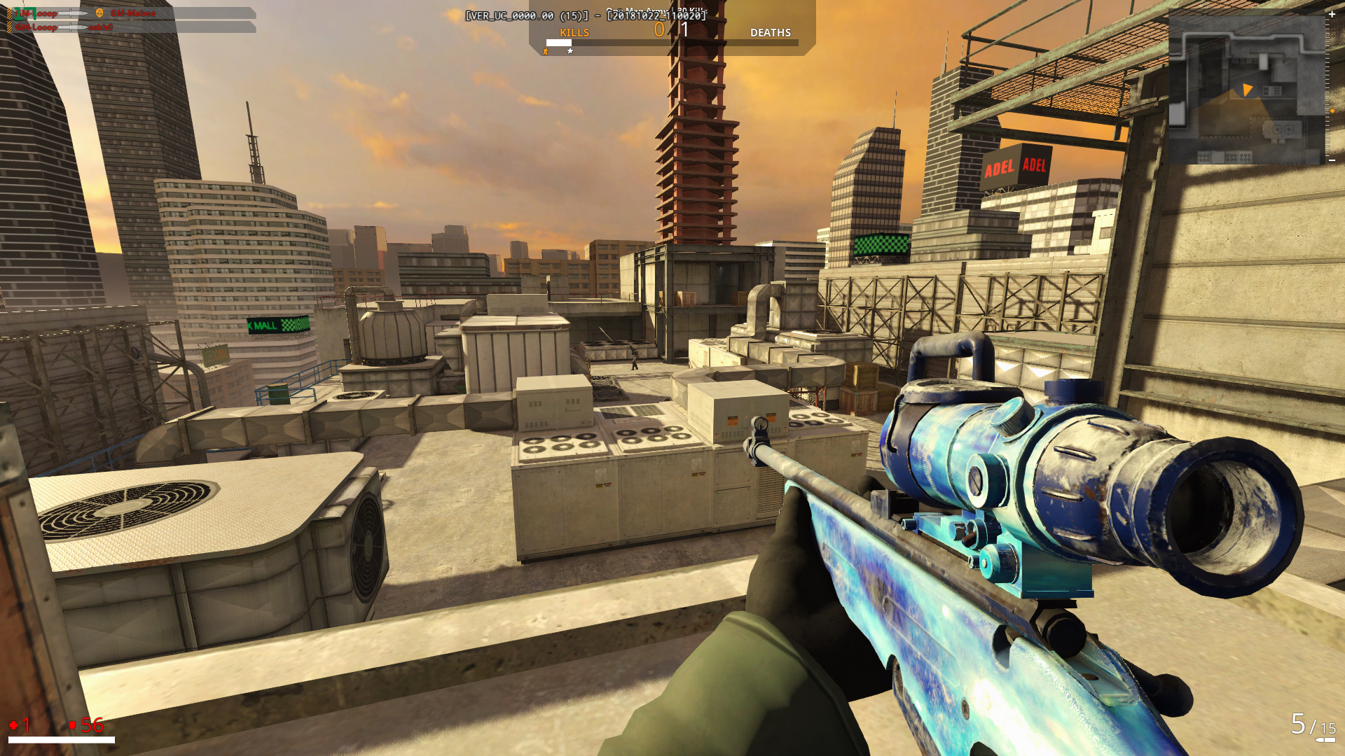 combat arms on steam