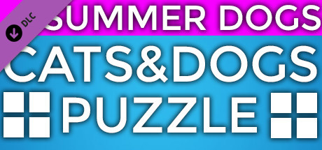 PUZZLE: CATS & DOGS - Puzzle Pack: Summer Dogs