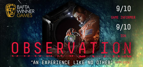 Observation cover art