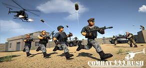 Combat rush cover art