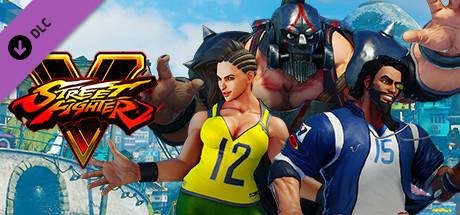 Street Fighter V - Sports Costumes Bundle