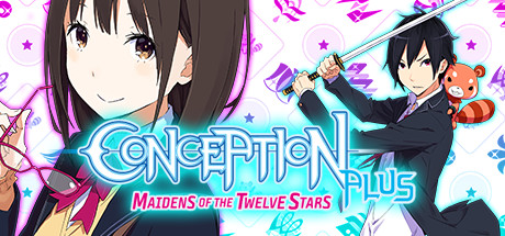Conception PLUS: Maidens of the Twelve Stars Capa
