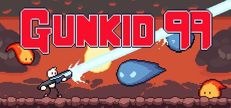 Gunkid 99 cover art