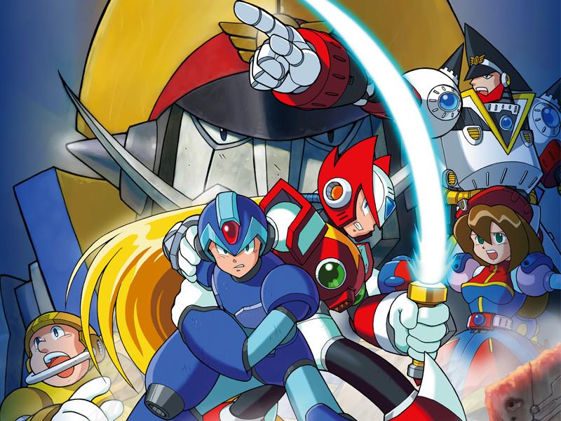 Mega Man X4 Sound Collection