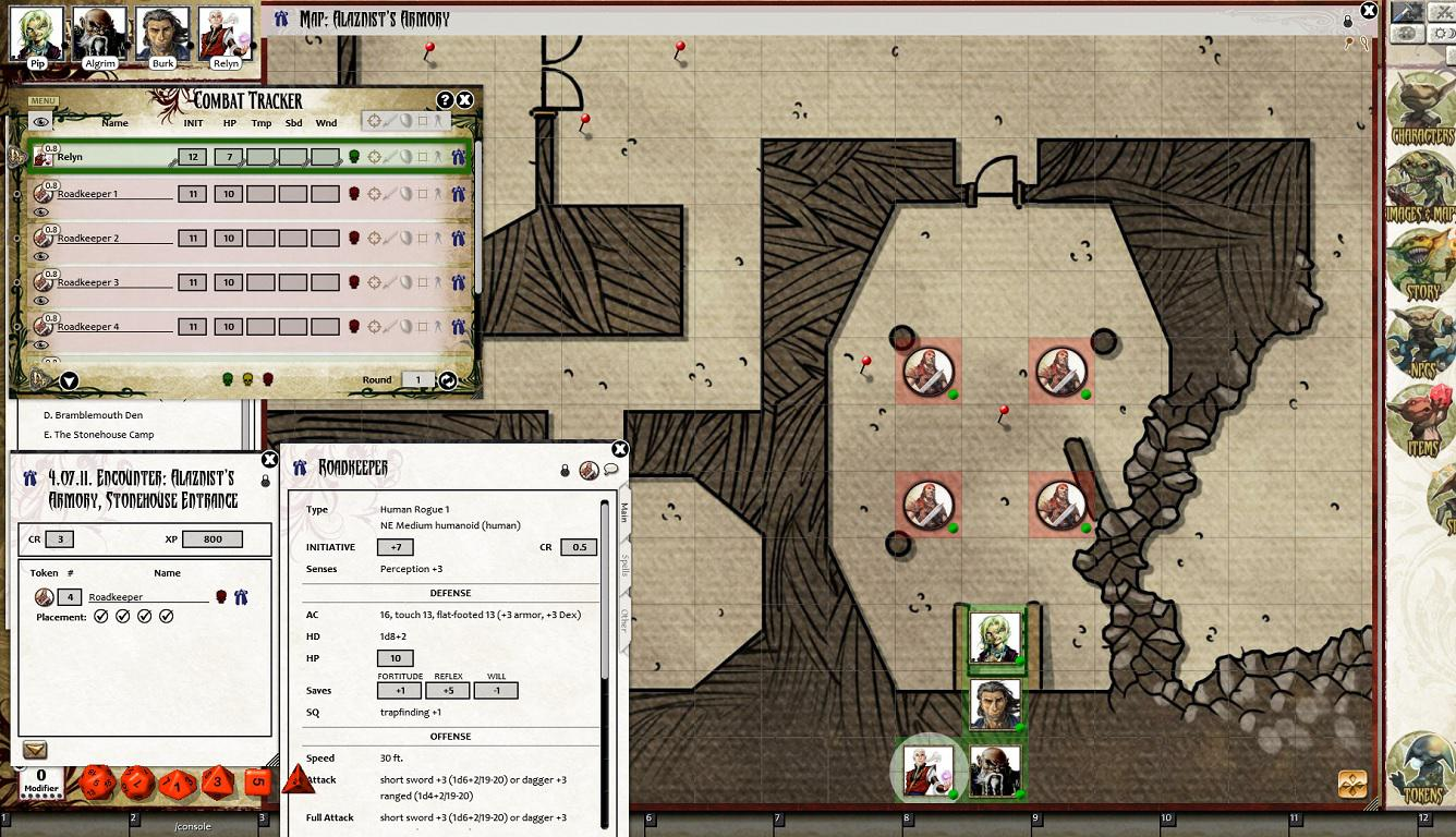 Fantasy Grounds - Pathfinder RPG - Return of the Runelords AP 1: Secrets of  Roderic's Cove (PFRPG)