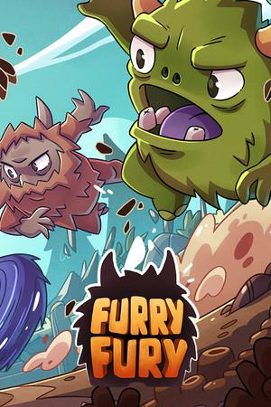 FurryFury poster image on Steam Backlog