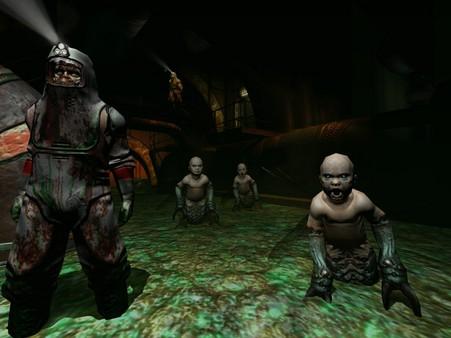 Скриншот из DOOM 3: Resurrection of Evil