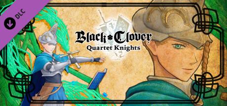 BLACK CLOVER: QUARTET KNIGHTS Royal Magic Knight Set - Blue