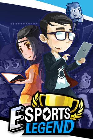 eSports Legend poster image on Steam Backlog