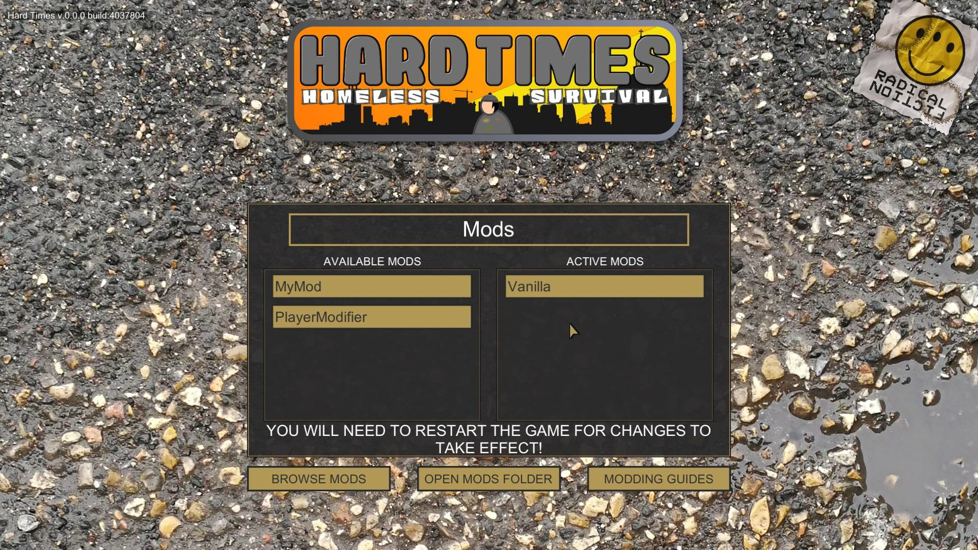 Hard Times on Steam