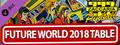 Zaccaria Pinball - Future World 2018 Table