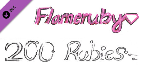 Flameruby: 200 Rubies Pack 1 (DLC)