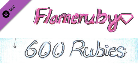 Flameruby: 600 Rubies Pack 1