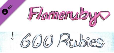 Flameruby: 600 Rubies Pack 2