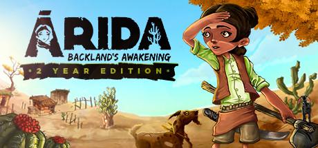 Arida: Backland's Awakening title thumbnail