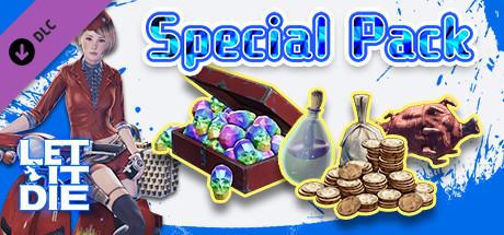 Купить LET IT DIE -Special Pack- (DLC)