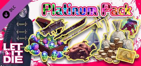 Купить LET IT DIE -Platinum Pack- (DLC)