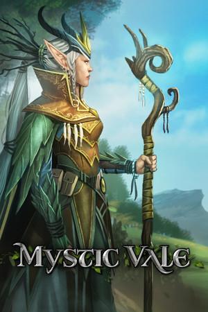 Mystic Vale poster image on Steam Backlog